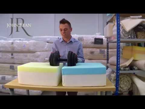 What do memory foam & latex mattresses feel like? John Ryan Contemporary