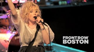 Front Row Boston | The Ting Tings – Wrong Club (Live)