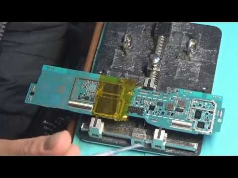 Планшет Galaxy Tab S 10.5 SM-T800 не включался. Замена КП S2MPS11B4 (S2MPS11)