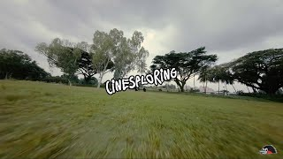 """""""Cinesploring"""" with the FPV Cylce Cinesplore Cinewhoop"""