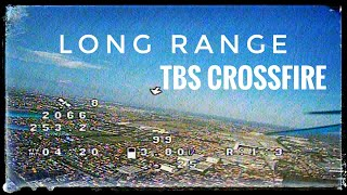 Long Range 5 inch with TBS Crossfire