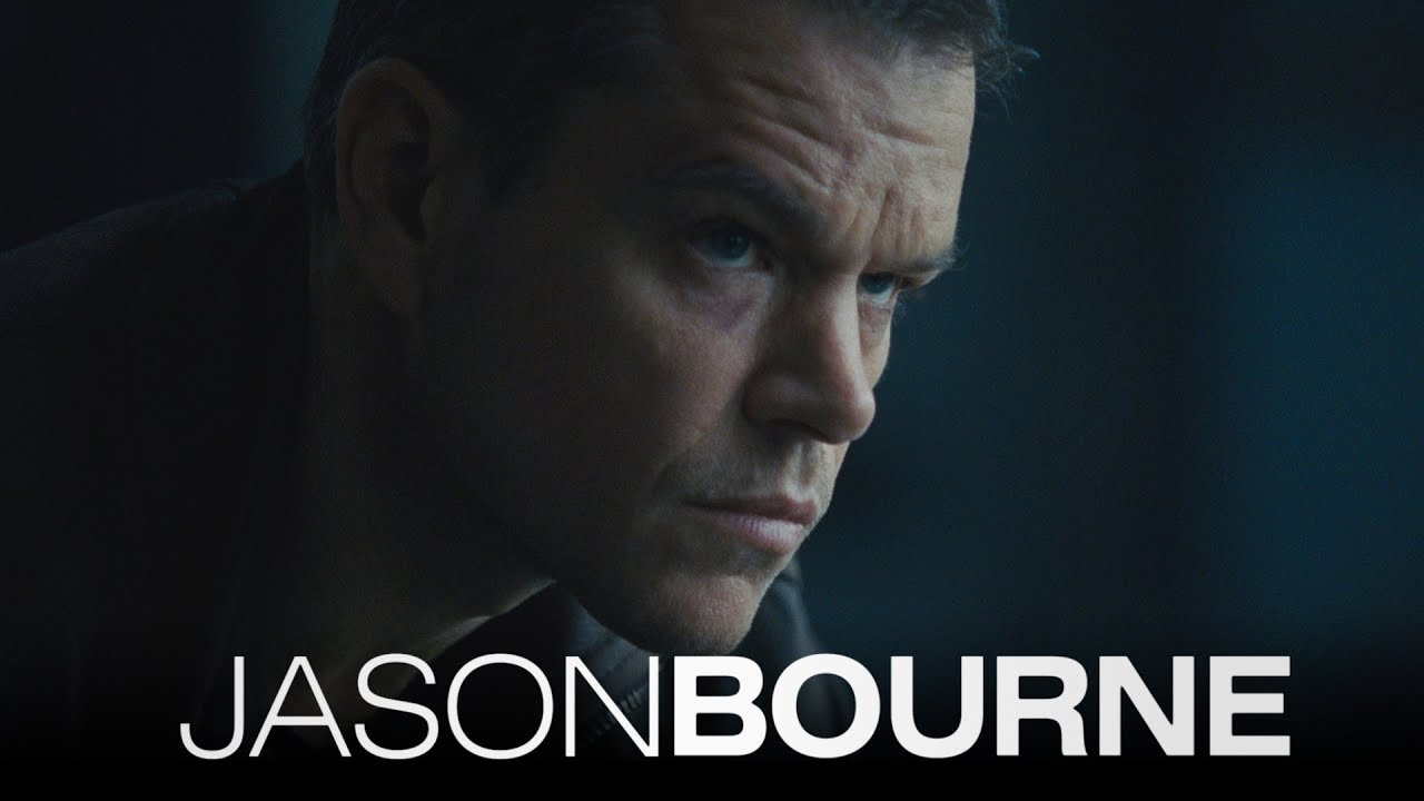 Jason Bourne Is Back, And He's Angry