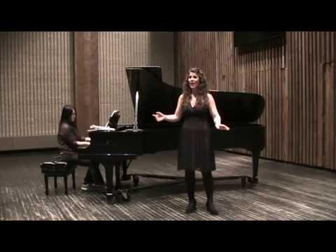NATS Audition Video April, 2014