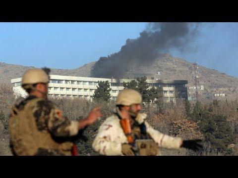 18 dead in Afghanistan hotel siege