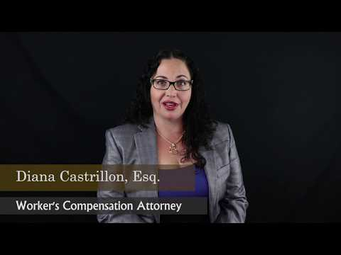 video thumbnail Diana Castrillon, South Florida Worker's Compensation Attorney