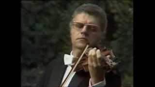 Josef Suk; Bach Sonata in C major