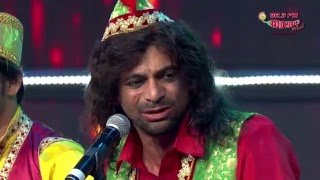 Qawali Sunil Grover Style At Royal Stag Mirchi Music Awards