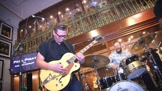 Gretsch 130th Anniversary Concert Event: Paul Pigat & Cousin Harley Live