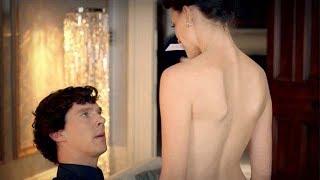 этот неловкий момент - Oops! that awkward moment (Sherlock)
