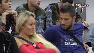 Zadruga 2 - Luna i Marko pričaju o Miljani, prvi deo - 24.05.2019.