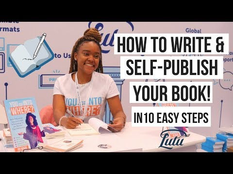 , title : 'How to Write a Book: 10 Simple Steps to Self Publishing