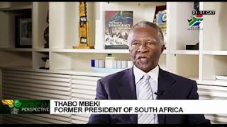 Thabo Mbeki Urges SA Youth To Register To Vote