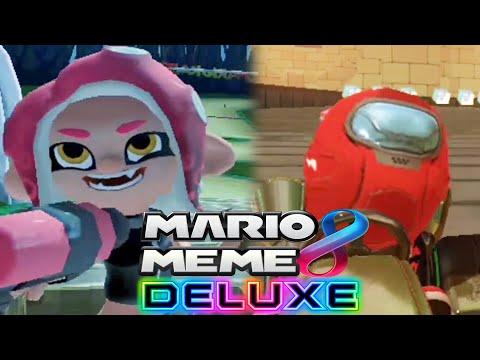Totally Normal Game of Mario Kart 8