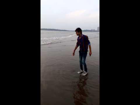 Mumbai beach