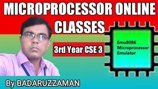 Emu8086 Microprocessor Emulator Programming