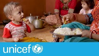 Tips on how to feed your child from 1 to 2 years | UNICEF