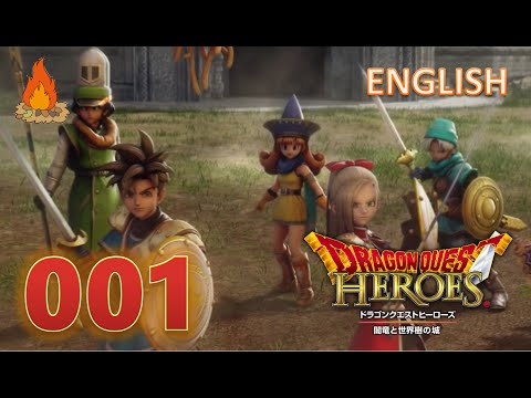 Gameplay de DRAGON QUEST HEROES Slime Edition