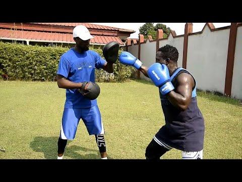Gabon : la boxe comme mode de vie Gabon : la boxe comme mode de vie