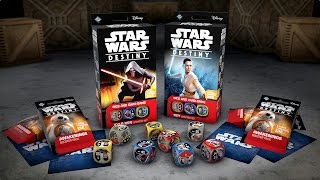 Picture of a game: Star Wars: Destiny