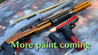 Custom Guns   Diy Paint Jobs