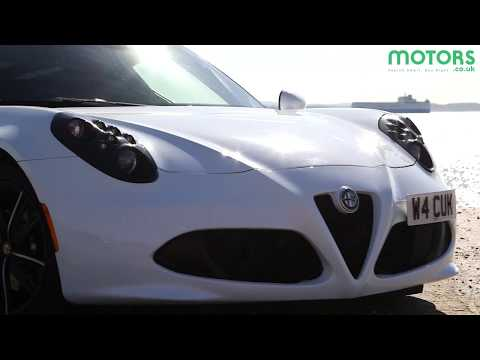 Motors.co.uk Review: Alfa Romeo 4C