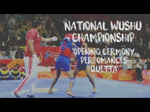 Wushu Championship | Girls Perfomance