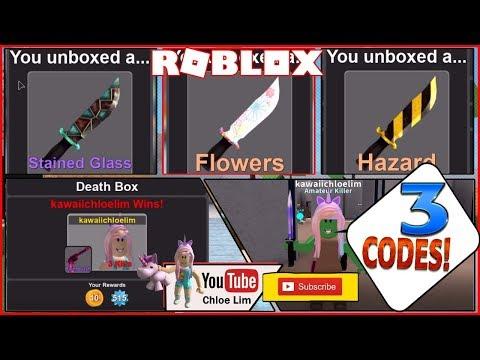 Roblox Gameplay - Murder Simulator! 3 Codes and 2 Code Glitches