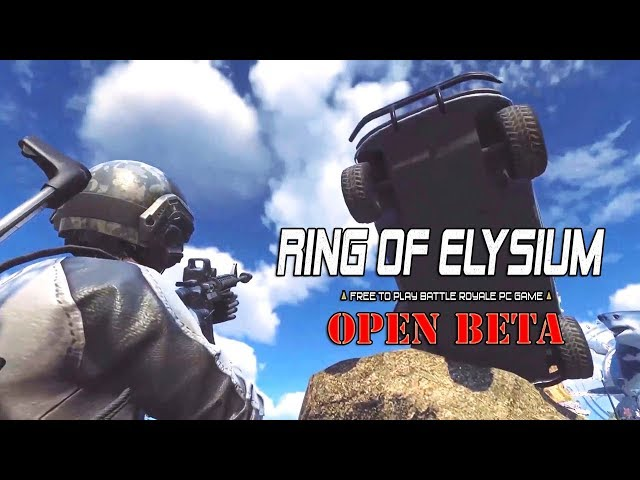 Ring of Elysium vs  PUBG and Fortnite - Differences And