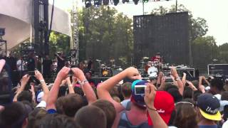 "Chiddy Bang Freestyle & ""Slow Down"" @ ACL 2011 (5)"