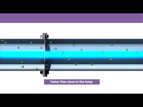 Sustainable UV disinfection: Traditional vs. Van Remmen design