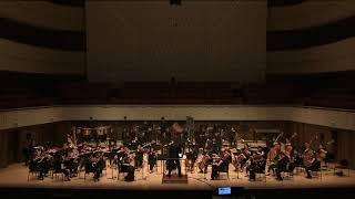"""YongGyu Gregory Kim Multimediaconcerto No.26 for Orchestra and Computer """"To the ANDROMEDA"""""""