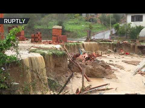 Extreme weather | Floods and landslides wreak havoc and kill at least 3 in Sardinia