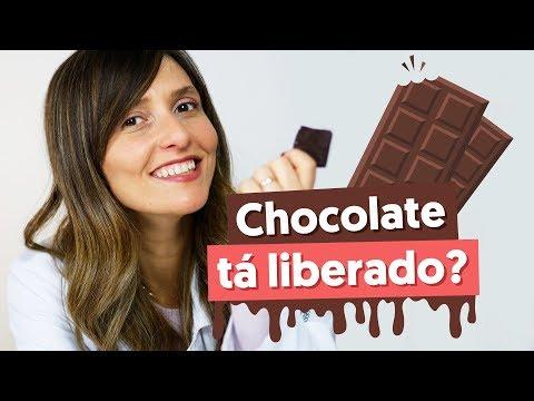 Imagem ilustrativa do vídeo: BENEFÍCIOS DE COMER CHOCOLATE
