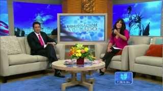 La abogada Jessica Dominguez contesta las dudas de inmigración en Despierta America.