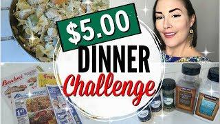 DOLLAR DINNER IDEAS