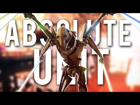 Star Wars Battlefront 2 Absolute Unit