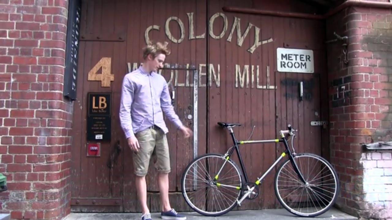The CSIRO 3D-Printed A Gorgeous Titanium Bike