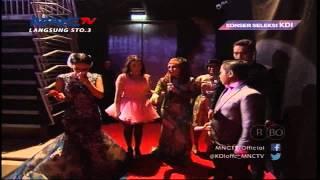 Iyeth Butami Ngambek Ga Mau Jadi Juri KDI - Konser Seleksi KDI 2015 (1/4)