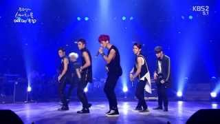 Beast - On Rainy Days - Fiction - LIVE CONCERT