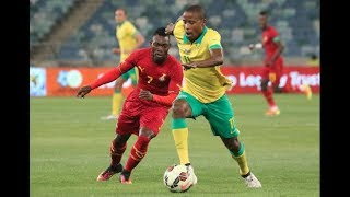 Ghana vs South Africa Friendly