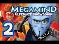 Megamind: Ultimate Showdown Walkthrough Part 2 ps3 X360