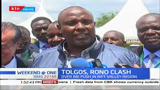 Tolgos vs Rono : Elgeyo Marakwet Governor and Keiyo South MP clash over BBI push in Rift Valley