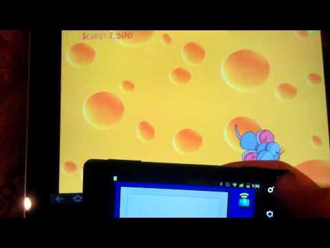 Video of Crazy Cat HD Controller