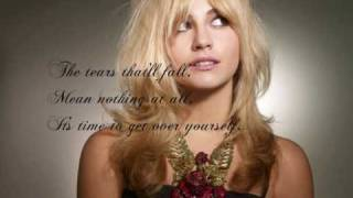 Cry Me Out - Pixie Lott (Lyrics)