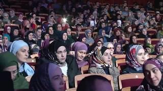 Патимат Раджабова мавлид на даргинском