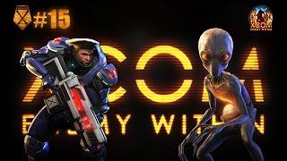 XCOM Enemy Within cz15 MOD Mechanoid