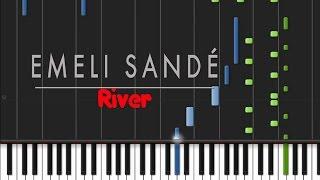 Emeli Sandé - River [Piano Tutorial] (♫)