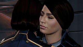 Mass Effect 3 - JohnP's Alternate MEHEM with FemShep and Ashley Romance