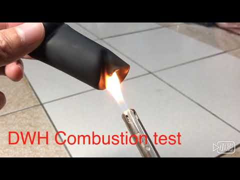 DWH Combustion test