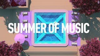 SUMMER OF MUSIC на Music Box